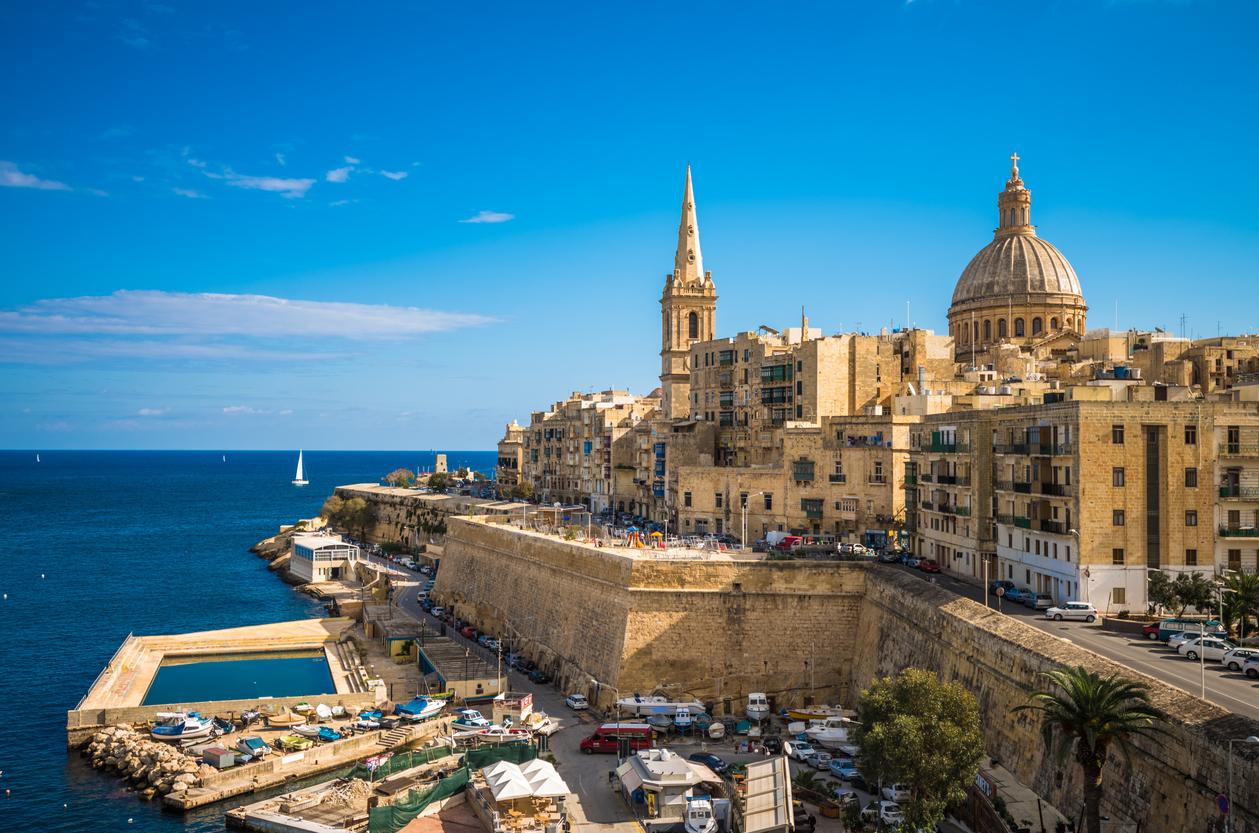 """Malta är ett populärt """"bankland"""""""